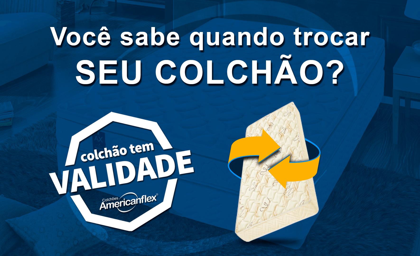 Quiz - Colchão tem validade!