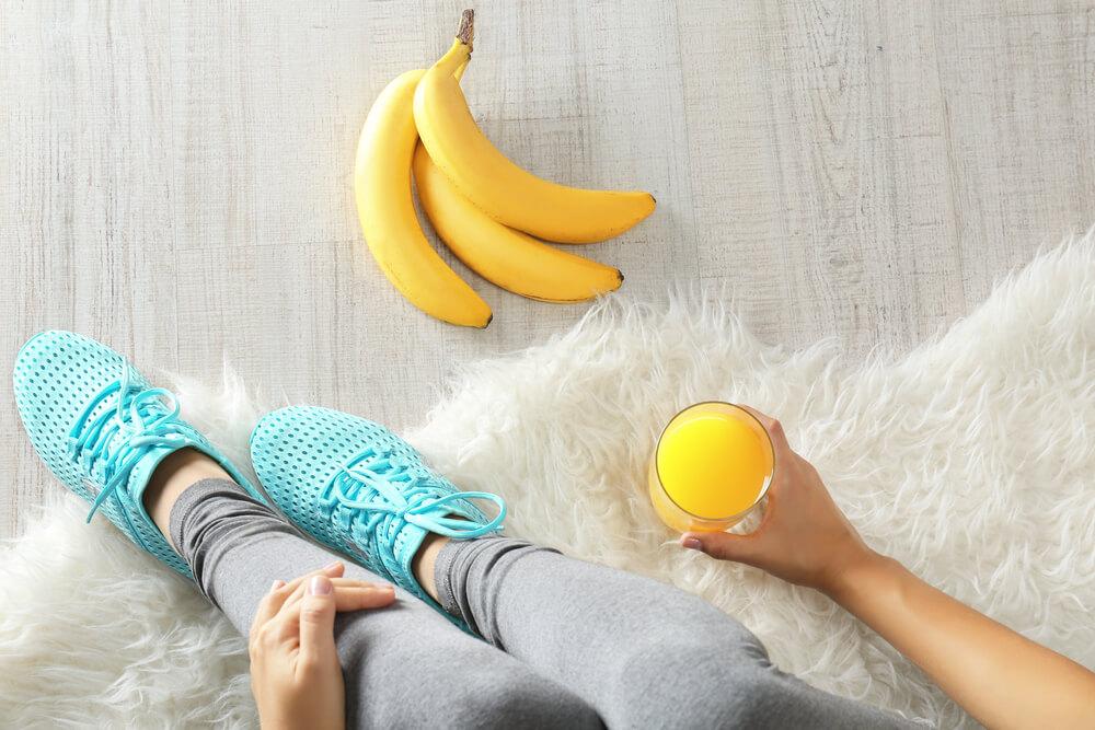 Suco e Frutas que melhoram o sono