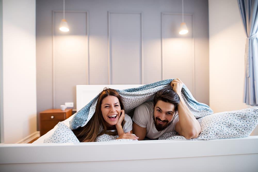 Escolher cama casal