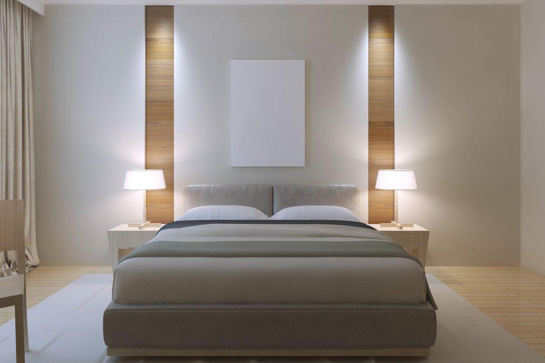 iluminação do quarto