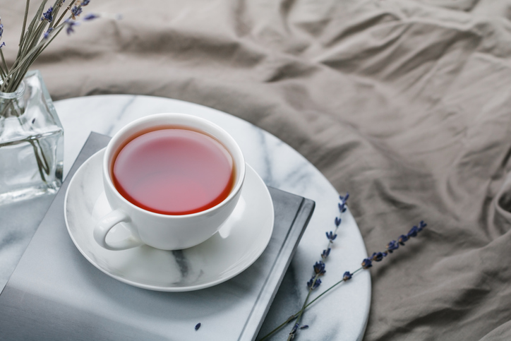 chá para dormir